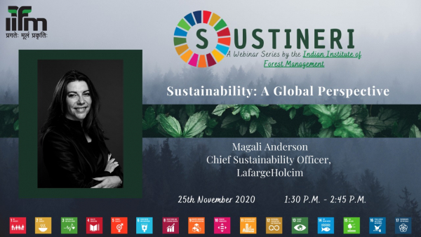 Sustainability : A Global Perspective