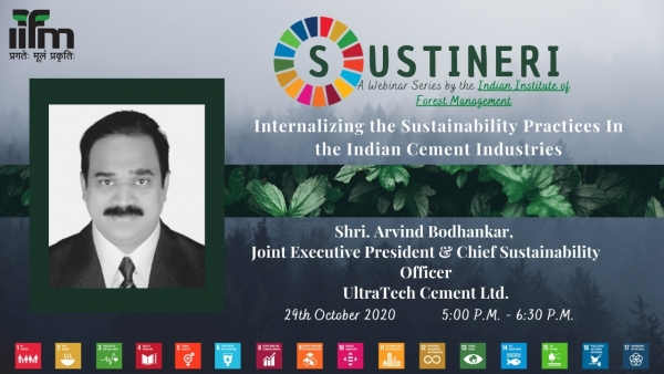 Internalizing the Sustainability Practices In the Indian Cement Industries