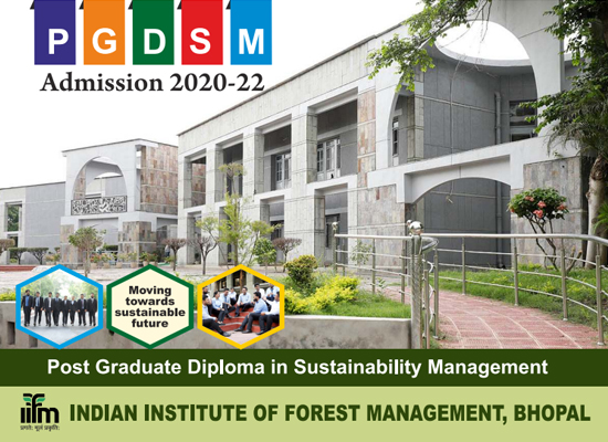PGDSM Admission Bulletin